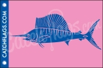 Lady Sailfish Decal