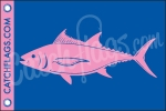 Lady Tuna Decal